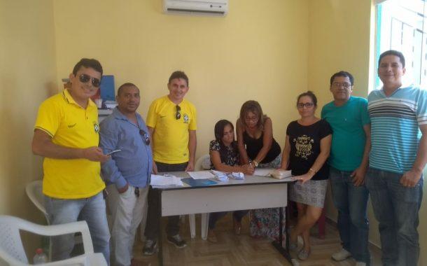 Associados do Núcleo de Governador Nunes Freire elegem nova coordenação