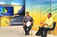 TV Difusora - Presidente do Sinproesemma fala das dificuldades dos jovens para seguirem a carreira de professor