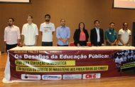 """Audiência Pública """"Os desafios da Educação Pública"""" reúne entidades de classe no lançamento da Frente Norte/Nordeste de Defesa da Educação"""