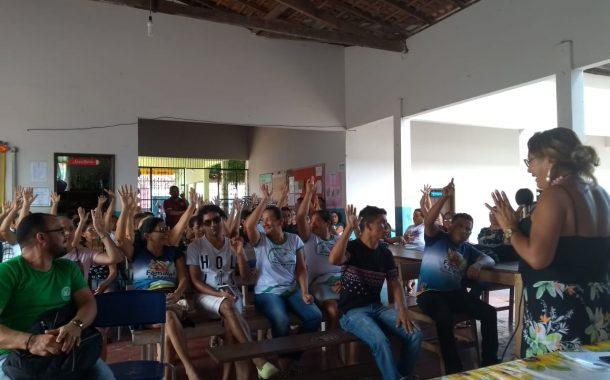 Luís Domingues: Sinproesemma realiza Assembleia Geral pelo pagamento dos salários atrasados