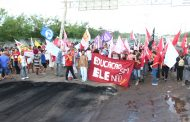 #14J: Sinproesemma na rua na Greve Geral contra a Reforma da Previdência e Cortes na Educação