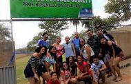 Campo de Futebol professor Rosenildo Lago é inaugurado em Barra do Corda